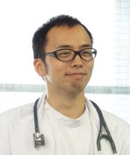 上五島病院 初期研修医 伊藤 隆伸