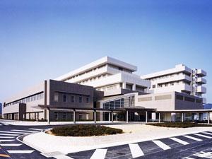 長崎県五島中央病院  外観