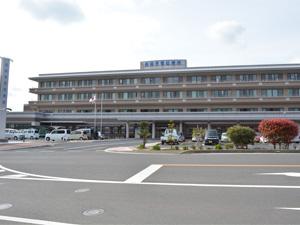 長崎県壱岐病院外観
