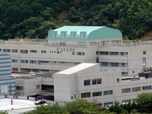 長崎県上五島病院 外観