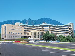 長崎県島原病院 外観