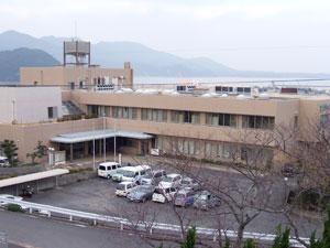 長崎県富江病院 外観